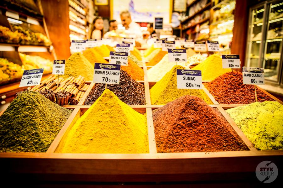 tureckie przyprawy 1 Turecka kuchnia: najpopularniejsze przyprawy używane w Turcji