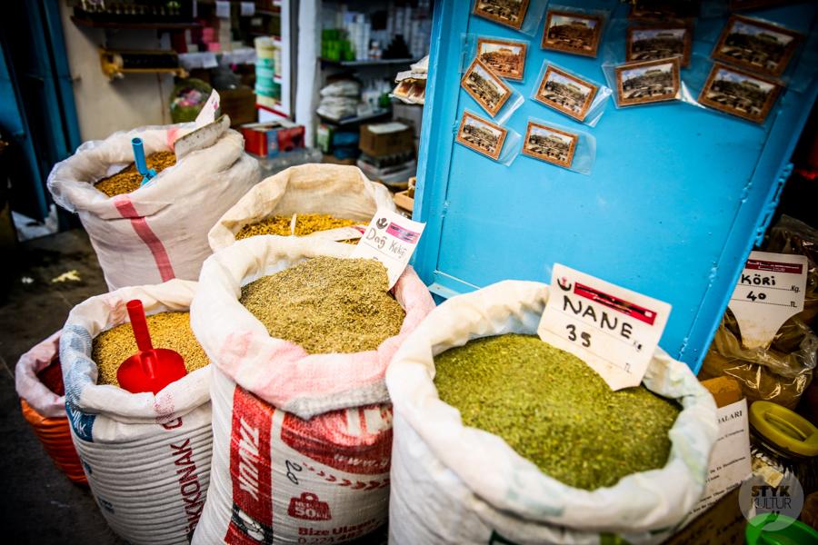 tureckie przyprawy 4 Turecka kuchnia: najpopularniejsze przyprawy używane w Turcji