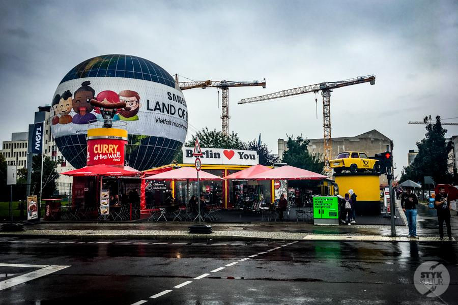 Berlin I 7064 Weekend w Berlinie. Lollapalooza, Ampelmann i niedźwiedzie