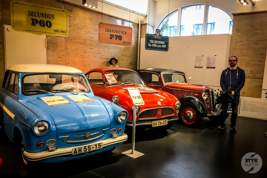 Berlin I 7093 Atrakcje Berlina   Trabi Museum, czyli Muzeum Trabanta