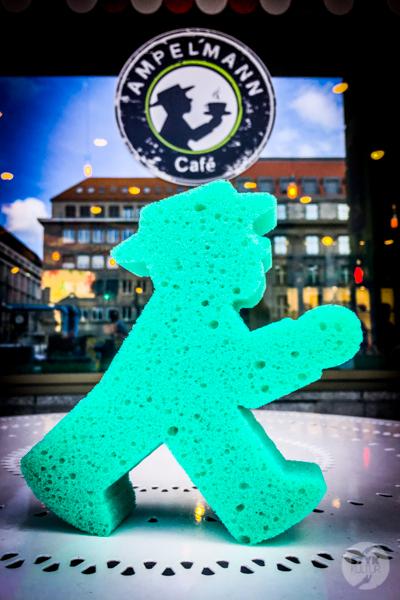 Berlin I 7204 Weekend w Berlinie. Lollapalooza, Ampelmann i niedźwiedzie