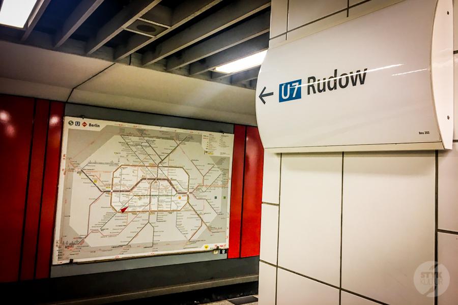 Berlin metro 12 Komunikacja miejska w Berlinie   jak podróżować po stolicy Niemiec? [metro, kolej podmiejska, autobusy, bilety]