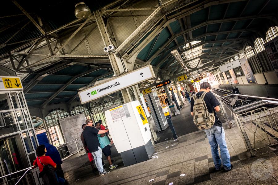 Berlin metro 22 Komunikacja miejska w Berlinie   jak podróżować po stolicy Niemiec? [metro, kolej podmiejska, autobusy, bilety]
