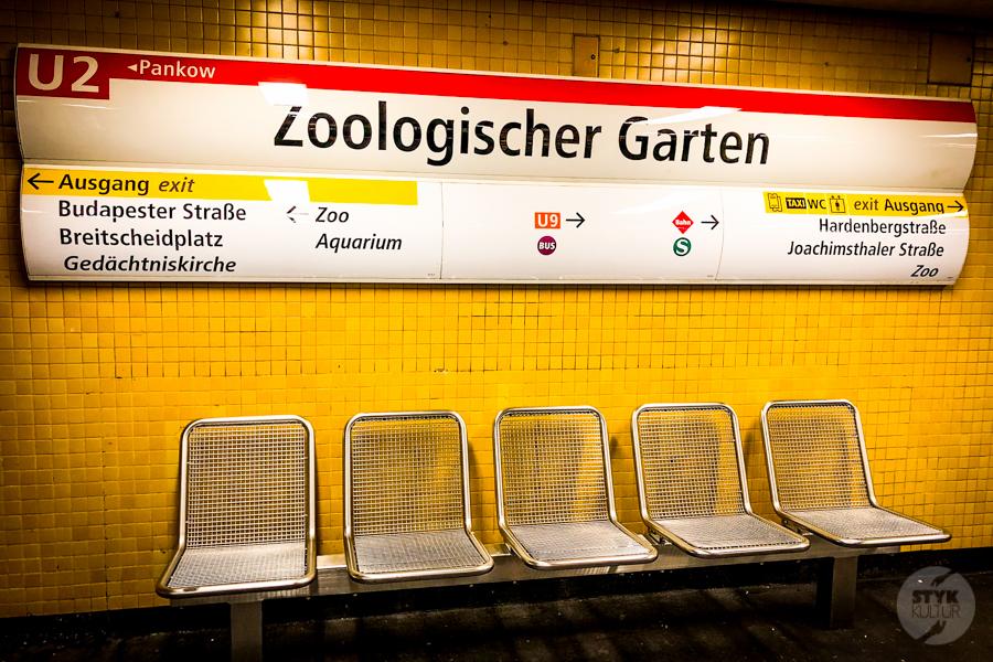 Berlin metro 23 Komunikacja miejska w Berlinie   jak podróżować po stolicy Niemiec? [metro, kolej podmiejska, autobusy, bilety]