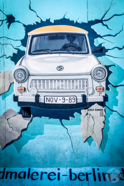Berlin pazdziernikmur 1 of 2 Największe atrakcje Berlina. Co zobaczyć w stolicy Niemiec?