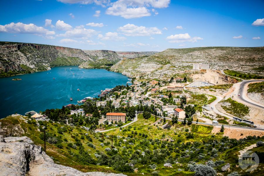 Halfeti 9373 Halfeti   zatopione miasto w południowo wschodniej Turcji podbija serca turystów