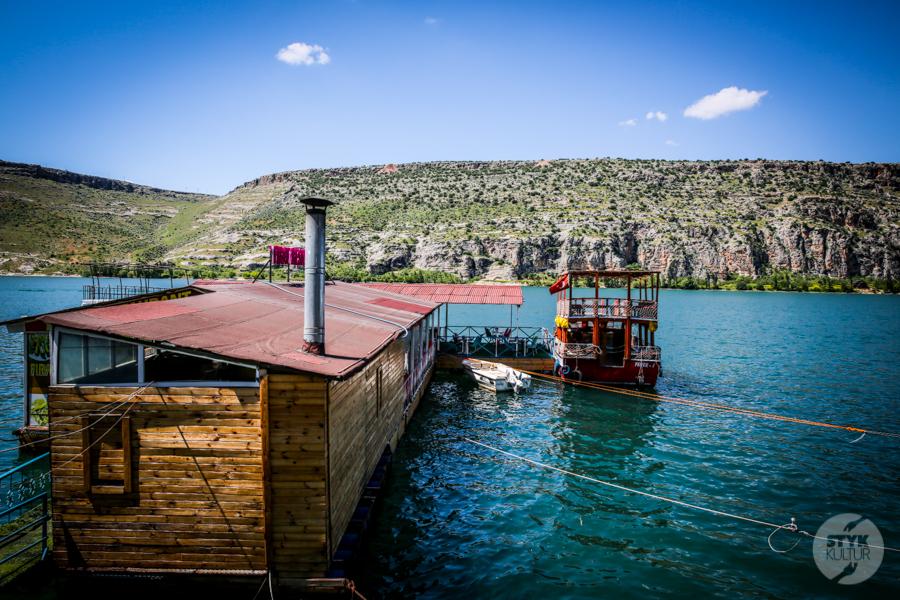 Halfeti 9376 Halfeti   zatopione miasto w południowo wschodniej Turcji podbija serca turystów