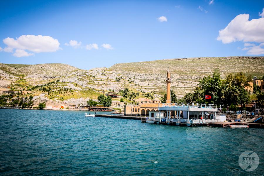 Halfeti 9386 Halfeti   zatopione miasto w południowo wschodniej Turcji podbija serca turystów