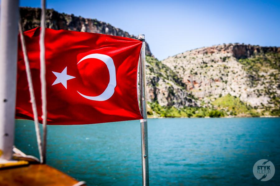 Halfeti 9390 Halfeti   zatopione miasto w południowo wschodniej Turcji podbija serca turystów