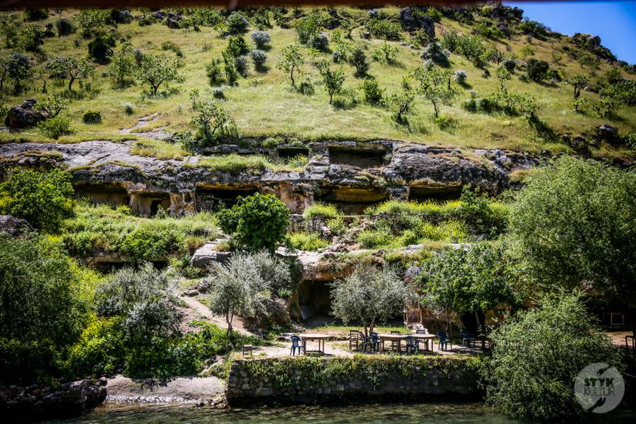 Halfeti 9418 Halfeti   zatopione miasto w południowo wschodniej Turcji podbija serca turystów