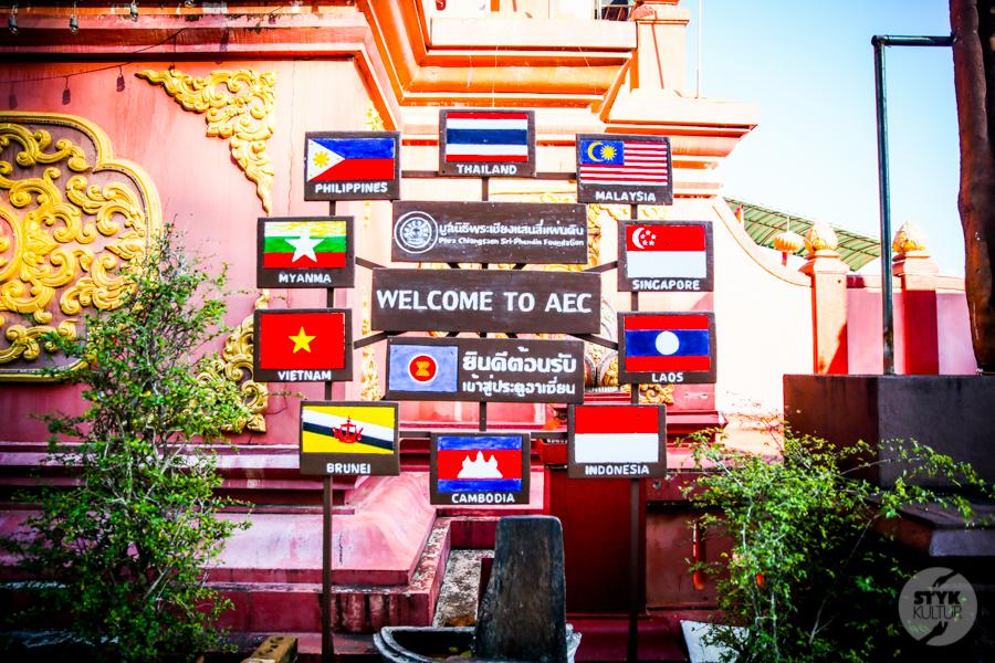 Laos 10 of 54 Złoty Trójkąt   Birma, Laos i Tajlandia [relacja z całodniowej wycieczki]