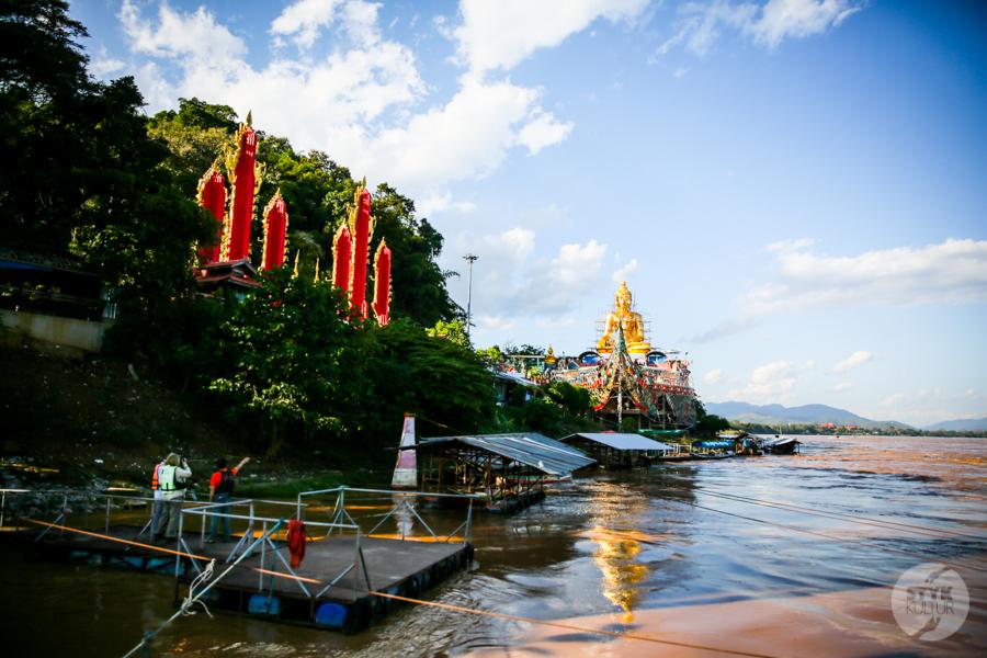 Laos 15 of 54 Złoty Trójkąt   Birma, Laos i Tajlandia [relacja z całodniowej wycieczki]