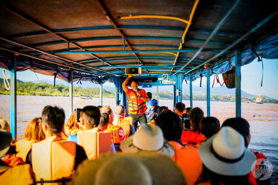 Laos 17 of 54 Złoty Trójkąt   Birma, Laos i Tajlandia [relacja z całodniowej wycieczki]