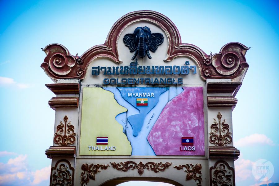 Laos 19 of 54 Złoty Trójkąt   Birma, Laos i Tajlandia [relacja z całodniowej wycieczki]