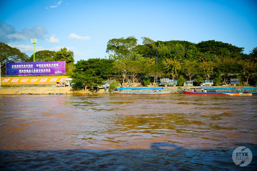 Laos 21 of 54 Złoty Trójkąt   Birma, Laos i Tajlandia [relacja z całodniowej wycieczki]