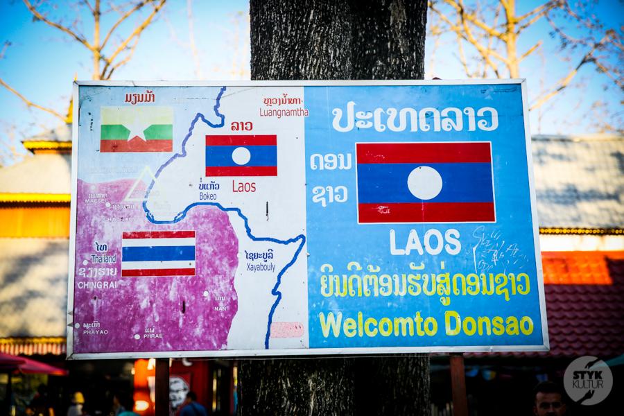 Laos 31 of 54 Złoty Trójkąt   Birma, Laos i Tajlandia [relacja z całodniowej wycieczki]