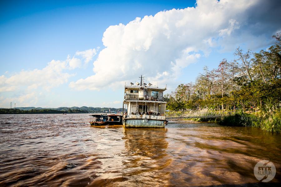 Laos 43 of 54 Złoty Trójkąt   Birma, Laos i Tajlandia [relacja z całodniowej wycieczki]