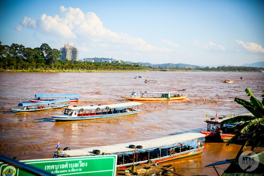 Laos 5 of 54 Złoty Trójkąt   Birma, Laos i Tajlandia [relacja z całodniowej wycieczki]