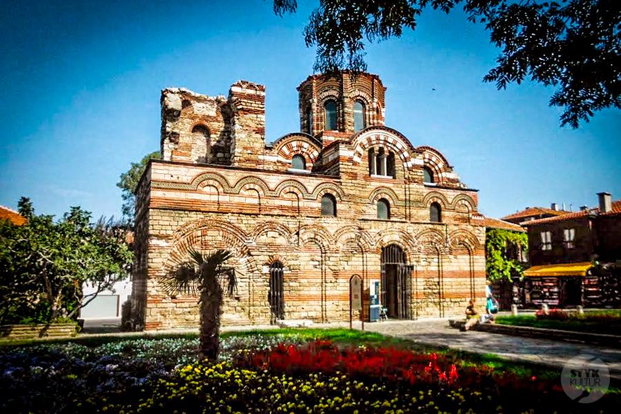 Nessebar 1 of 15 Bułgaria : starożytny Nessebar, czyli miasto 40 cerkwi