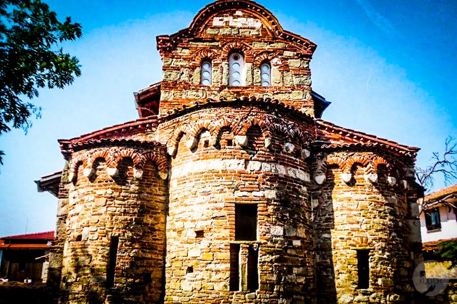 Nessebar 12 of 15 Bułgaria : starożytny Nessebar, czyli miasto 40 cerkwi