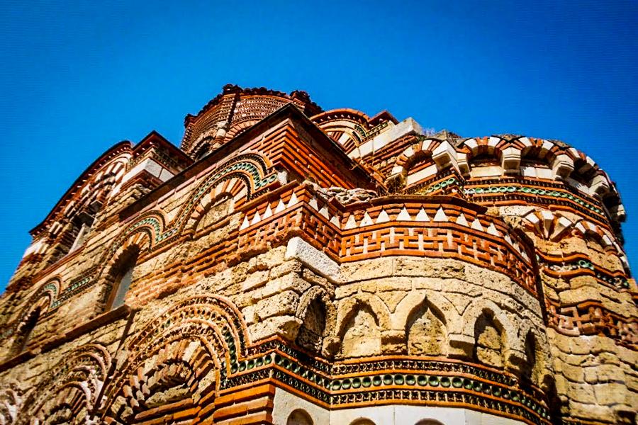 Nessebar 3 of 15 Bułgaria : starożytny Nessebar, czyli miasto 40 cerkwi