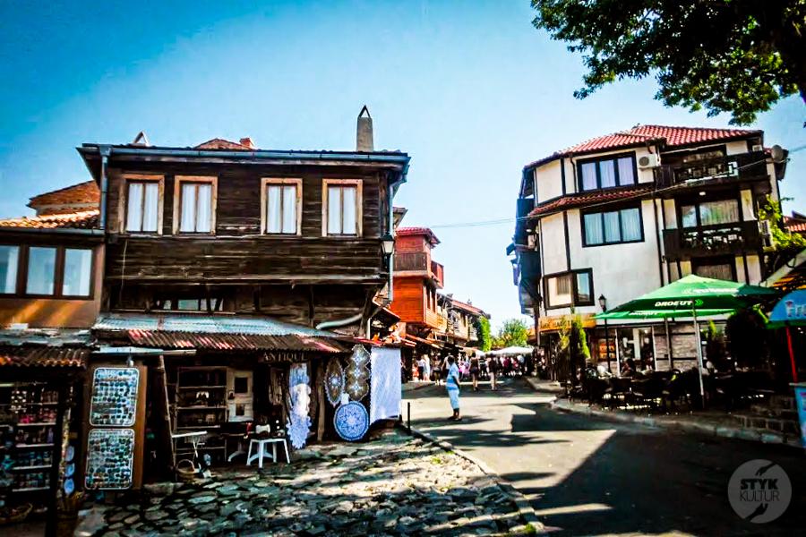 Nessebar 7 of 15 Bułgaria : starożytny Nessebar, czyli miasto 40 cerkwi