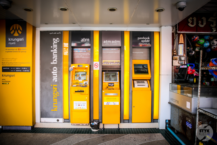 pieniadze tajlandia3 2 of 2 Pieniądze w Tajlandii   waluta, płatność gotówką, karty płatnicze, wypłata z bankomatów
