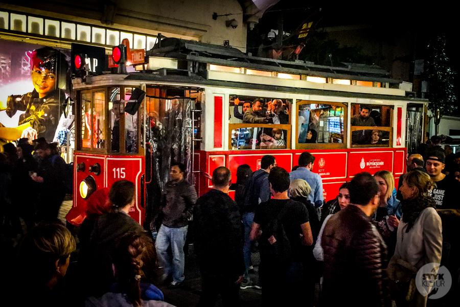 Beyoglu 19 of 20 Beyoğlu   handlowa dzielnica Stambułu