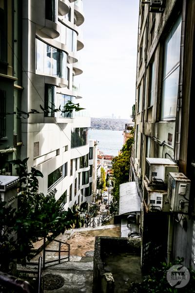 Beyoglu 2 of 2 Beyoğlu   handlowa dzielnica Stambułu