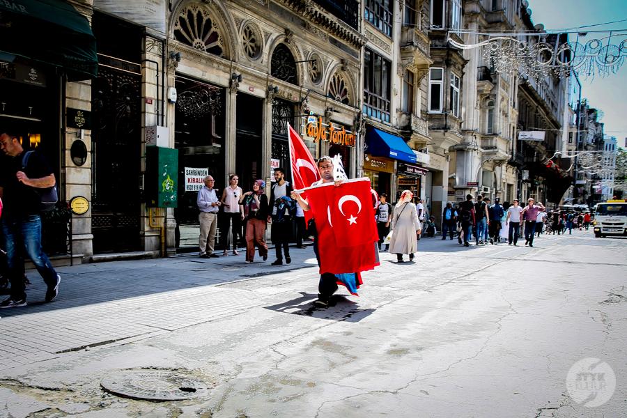 Beyoglu 2 of 4 1 Beyoğlu   handlowa dzielnica Stambułu