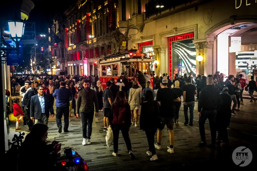 Beyoglu 20 of 20 Beyoğlu   handlowa dzielnica Stambułu