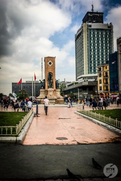 Beyoglu 8 of 20 Beyoğlu   handlowa dzielnica Stambułu