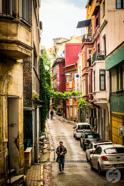 Beyoglu 9 of 20 Beyoğlu   handlowa dzielnica Stambułu