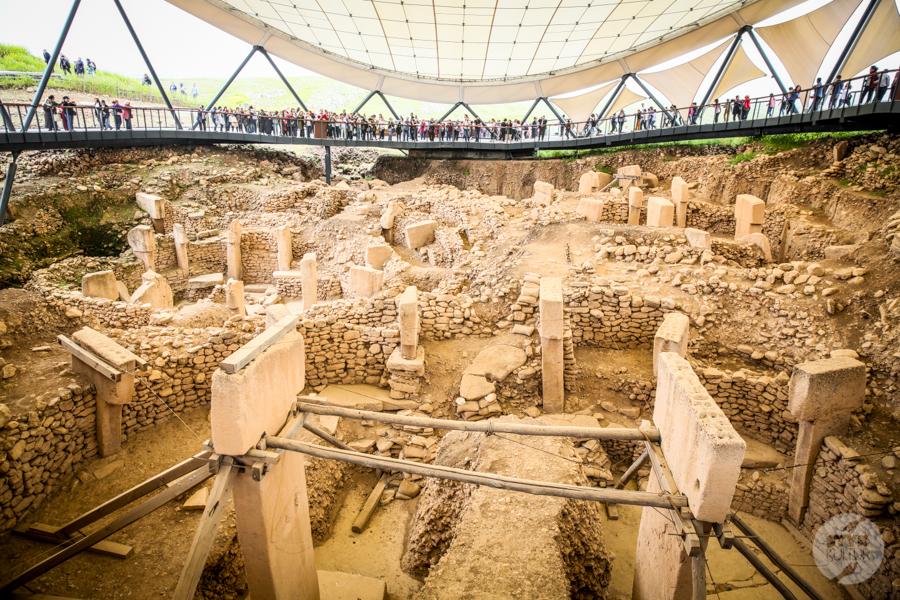 Gobeklitepe 19 of 31 Co to jest Göbekli Tepe? Owiana tajemnicą najstarsza świątynia świata leży w Turcji