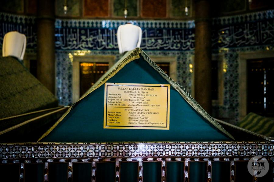 MeczetSulejmana 14 of 30 Meczet Sulejmana i grobowiec wielkiego sułtana w Stambule   historia, lokalizacja, dojazd
