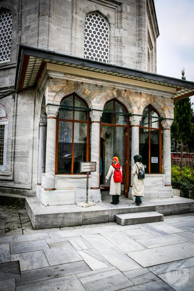 MeczetSulejmana 21 of 30 Meczet Sulejmana i grobowiec wielkiego sułtana w Stambule   historia, lokalizacja, dojazd