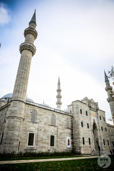 MeczetSulejmana 7 of 30 Meczet Sulejmana i grobowiec wielkiego sułtana w Stambule   historia, lokalizacja, dojazd