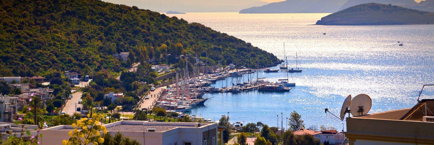 Bodrum atrakcje 2 1 5 atrakcji Bodrum, które sprawią, że zakochasz się w Turcji