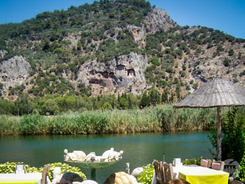 Dalyan 4 of 7 Planujesz wczasy w Turcji? Poznaj 6 najpopularniejszych atrakcji Marmaris