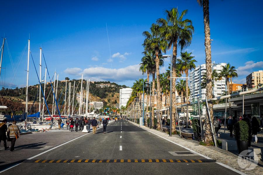 Malaga Hiszpania 14 Co warto zobaczyć w Maladze? 9 największych atrakcji hiszpańskiego miasta