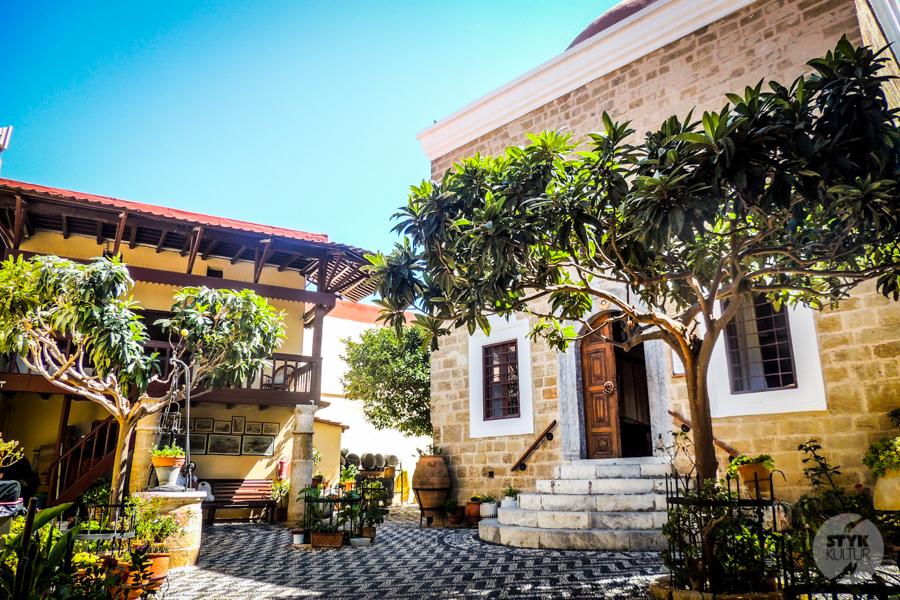 Rodos Biblioteka 2 Co warto zobaczyć w mieście Rodos? 12 najpopularniejszych atrakcji stolicy greckiej wyspy