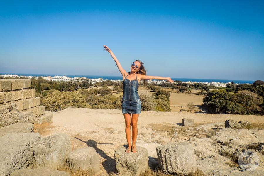 Rodos Grecja 9 Co warto zobaczyć w mieście Rodos? 12 najpopularniejszych atrakcji stolicy greckiej wyspy