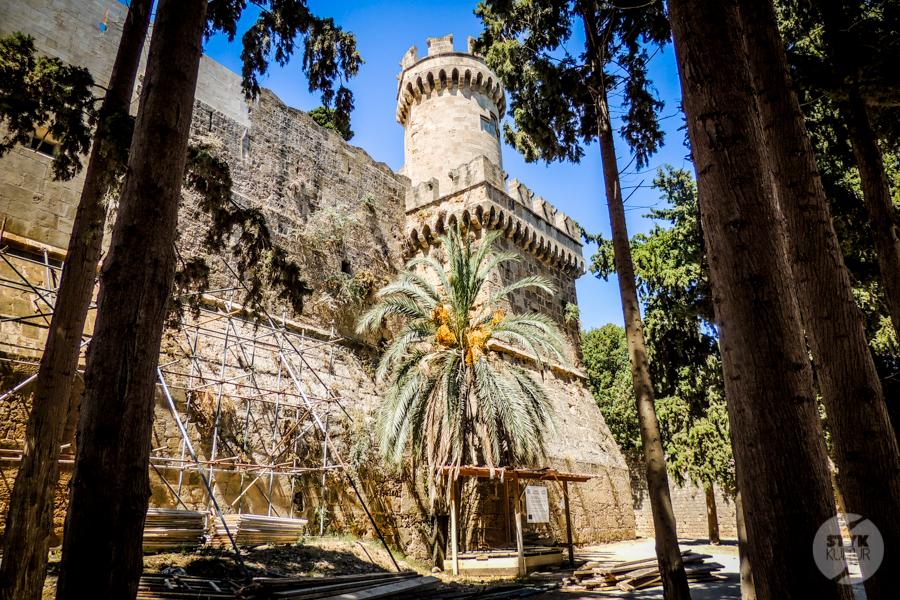 Rodos stolica 12 Co warto zobaczyć w mieście Rodos? 12 najpopularniejszych atrakcji stolicy greckiej wyspy
