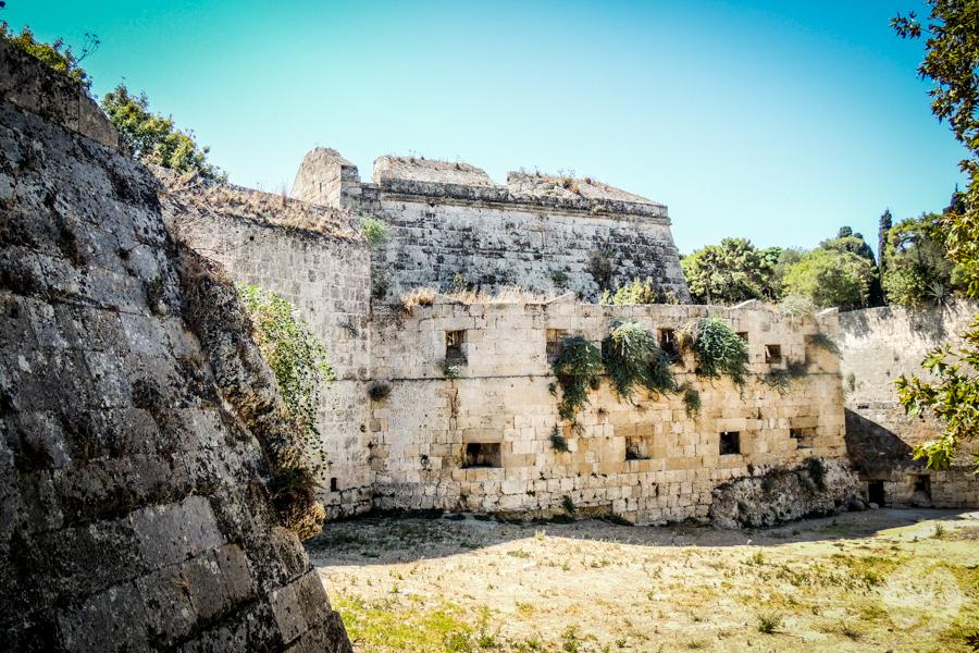 Rodos stolica 13 Co warto zobaczyć w mieście Rodos? 12 najpopularniejszych atrakcji stolicy greckiej wyspy