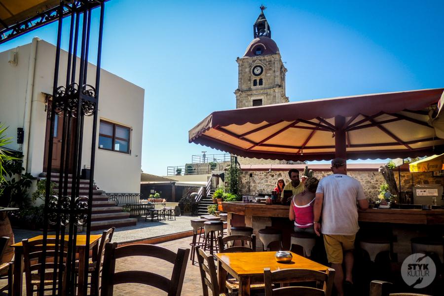 Rodos stolica 29 1 Co warto zobaczyć w mieście Rodos? 12 najpopularniejszych atrakcji stolicy greckiej wyspy