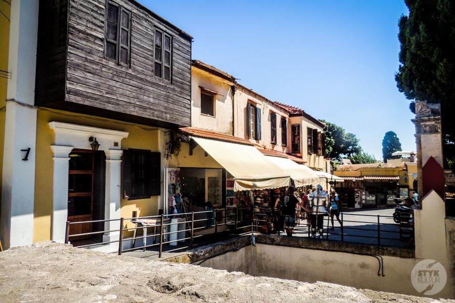 Rodos stolica 30 1 Co warto zobaczyć w mieście Rodos? 12 najpopularniejszych atrakcji stolicy greckiej wyspy