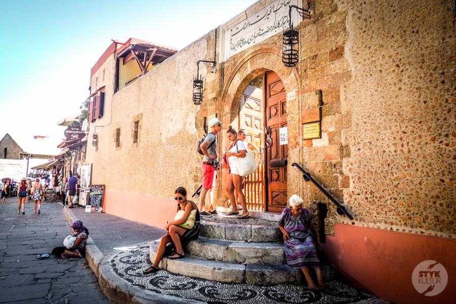 Rodos stolica 40 Co warto zobaczyć w mieście Rodos? 12 najpopularniejszych atrakcji stolicy greckiej wyspy