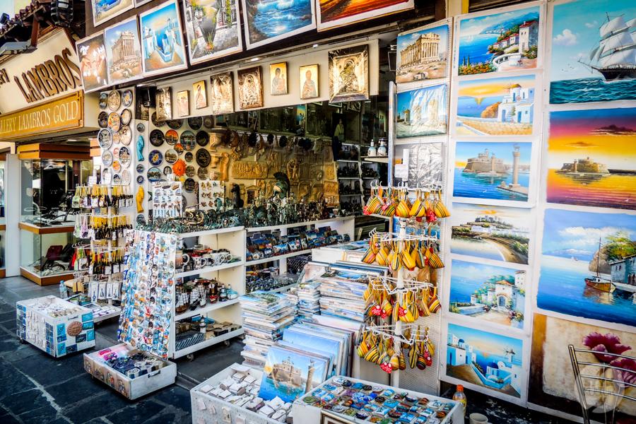 Rodos stolica 50 1 Co warto zobaczyć w mieście Rodos? 12 najpopularniejszych atrakcji stolicy greckiej wyspy