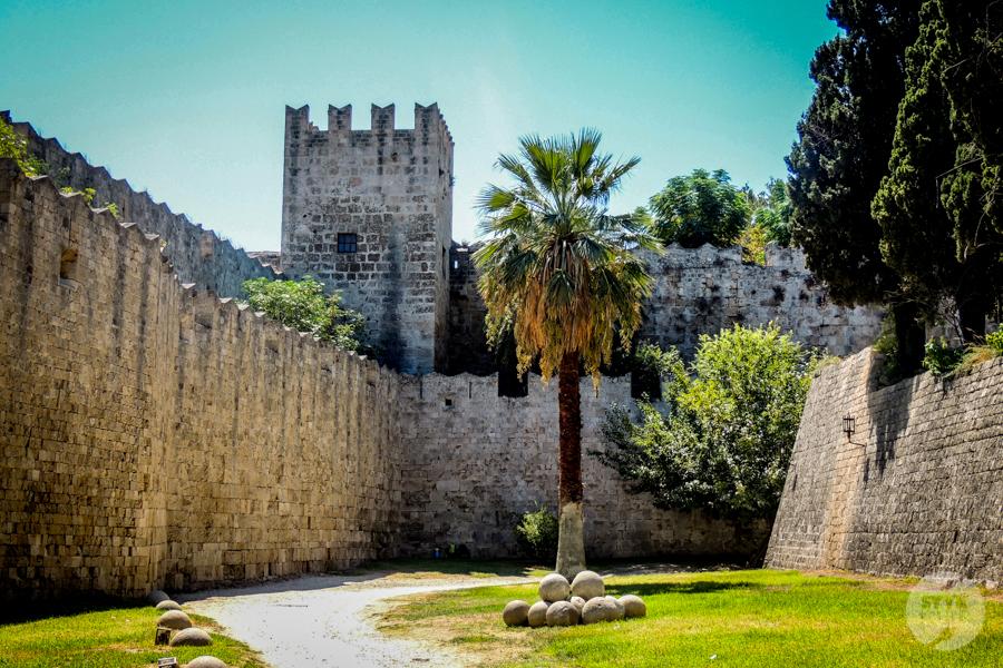 Rodos stolica 8 Co warto zobaczyć w mieście Rodos? 12 najpopularniejszych atrakcji stolicy greckiej wyspy