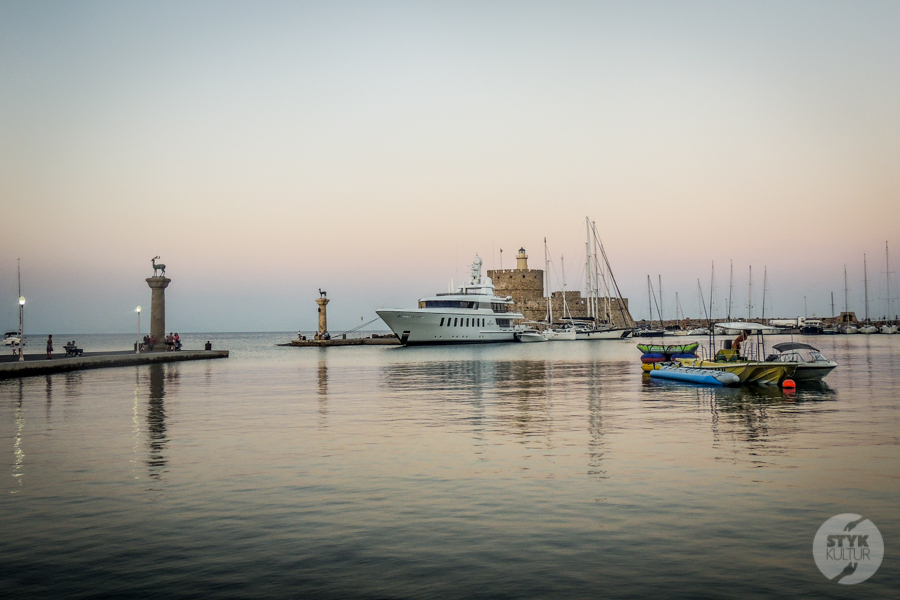 Rodos stolica3 2 Co warto zobaczyć w mieście Rodos? 12 najpopularniejszych atrakcji stolicy greckiej wyspy
